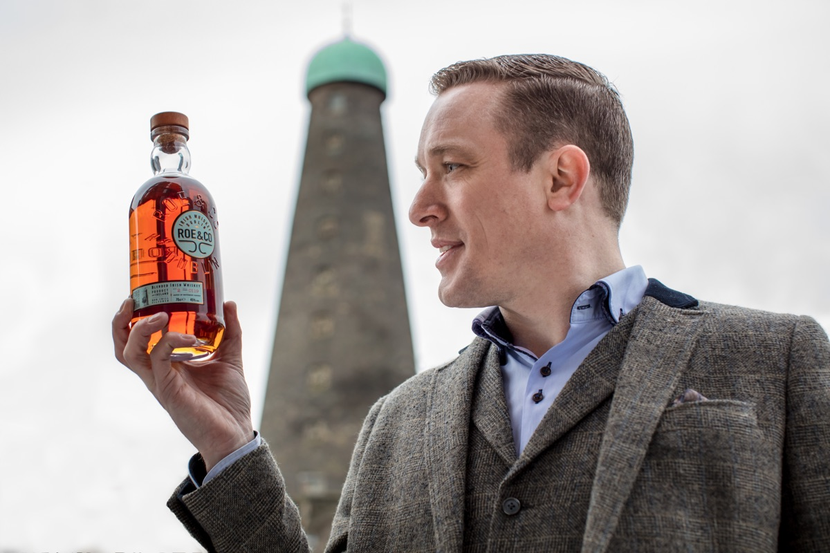 Diageo lanza Roe&Co, whisky irlandés blended premium