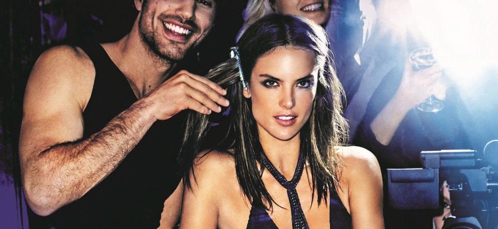 Alessandra Ambrosio protagoniza la nueva campaña del vodka Cîroc