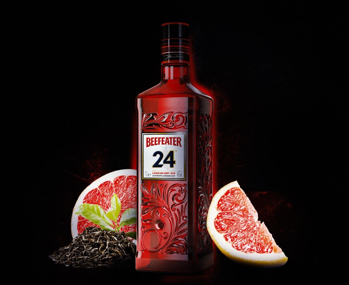 Gin Beefeater 24 transforma su imagen con un Londres inmortal, elegante y regio