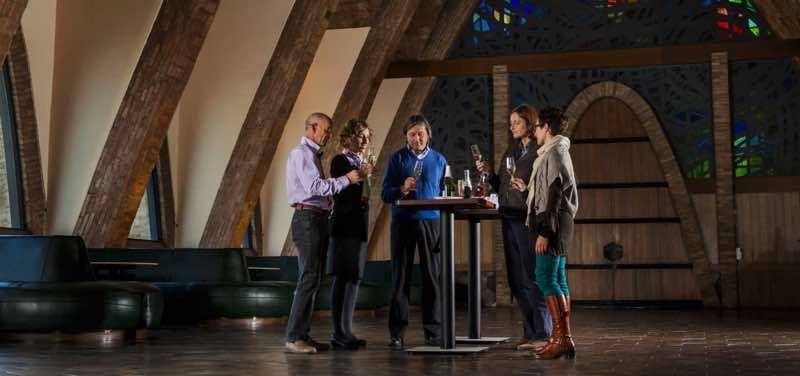 Codorníu, reconocido como mejor centro enoturístico según The Drinks International
