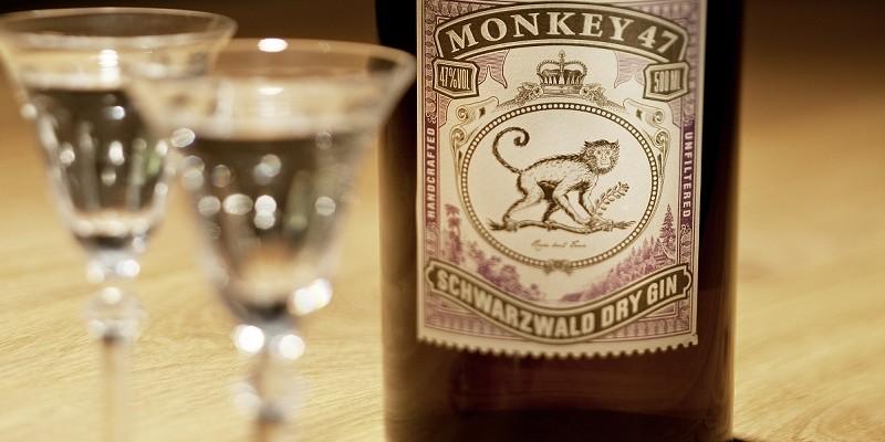 Monkey 47, mejor ginebra según el ranking mundial Top Trending Brands