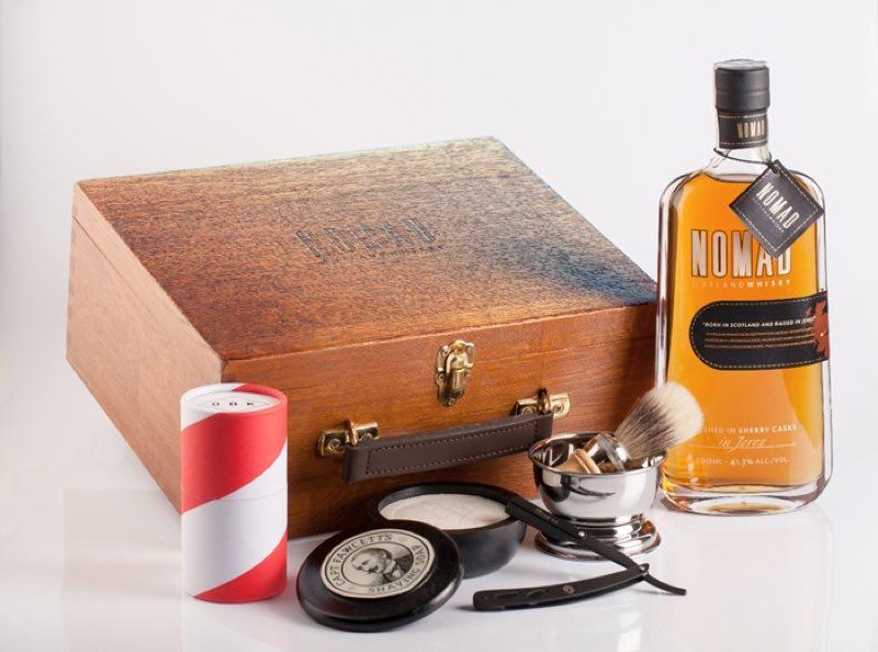 The Nomad Barber Box, regalo perfecto para el Día del Padre