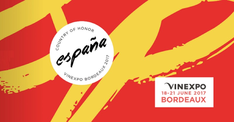 España, país invitado en Vinexpo Burdeos 2017