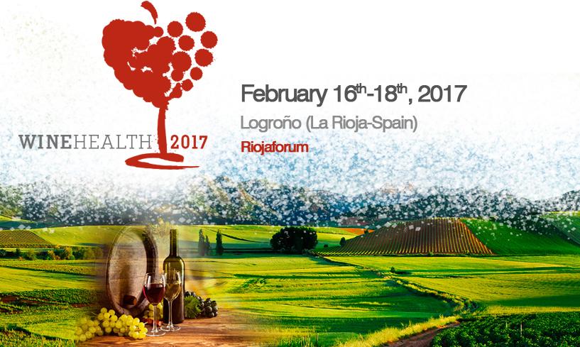 Vino y salud en Logroño: España acoge 'Wine and Health 2017'