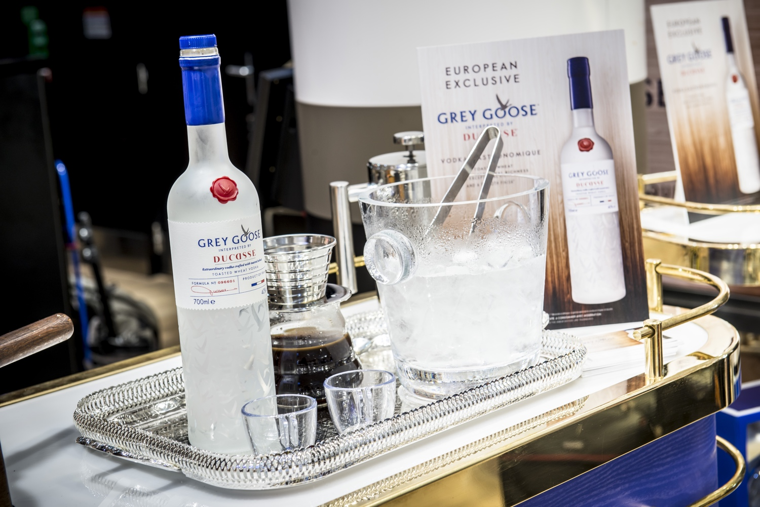 Grey Goose Interpreted by Ducasse, una colaboración sin precedentes