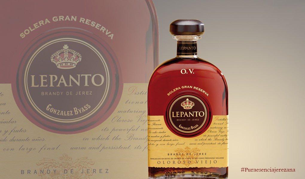 Lepanto oloroso viejo, el mejor destilado del año en los Premios Verema