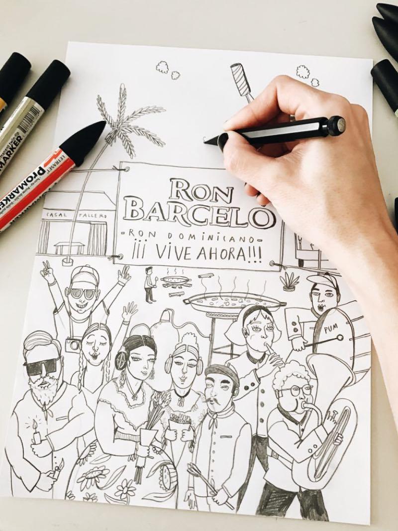 Ron Barceló lanza una doble edición especial para las Fallas 2017