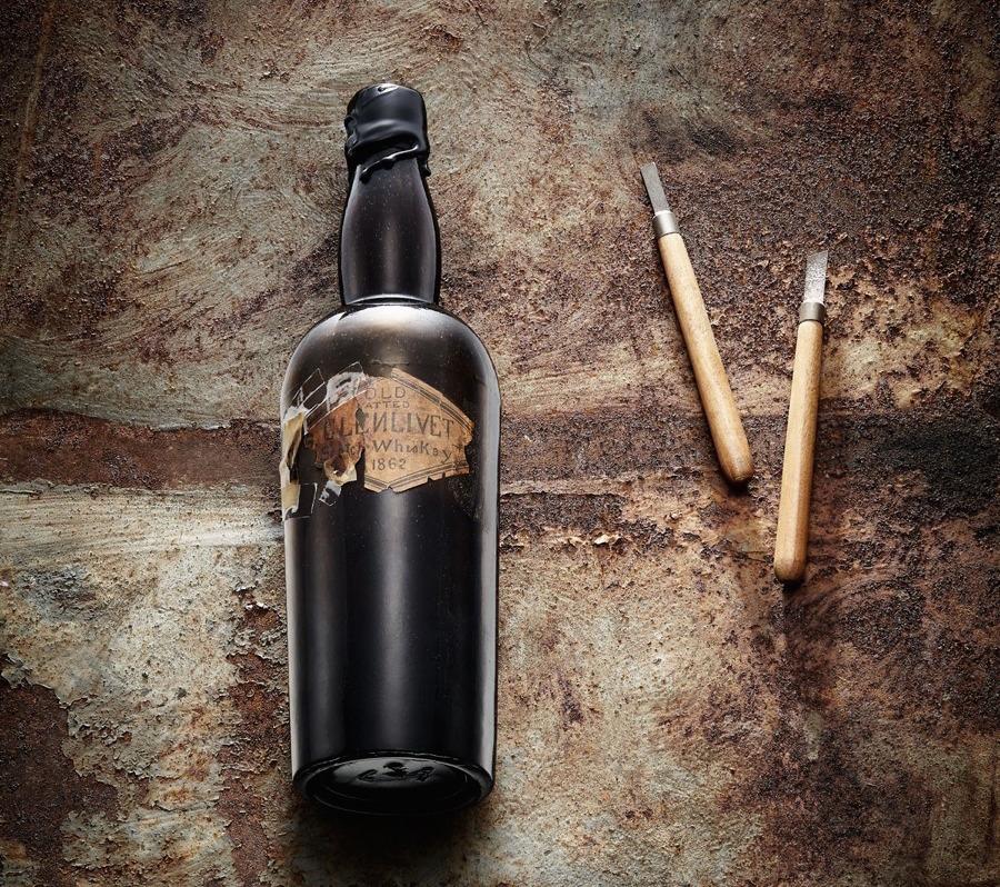 Whisky Watch, un reloj que contiene una gota del whisky más antiguo del mundo