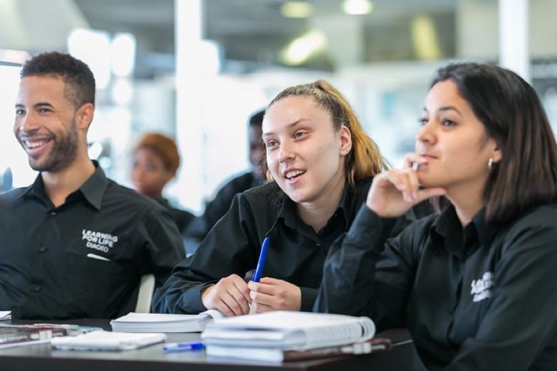 Sevilla acoge el programa de formación para el empleo Learning for Life de Diageo