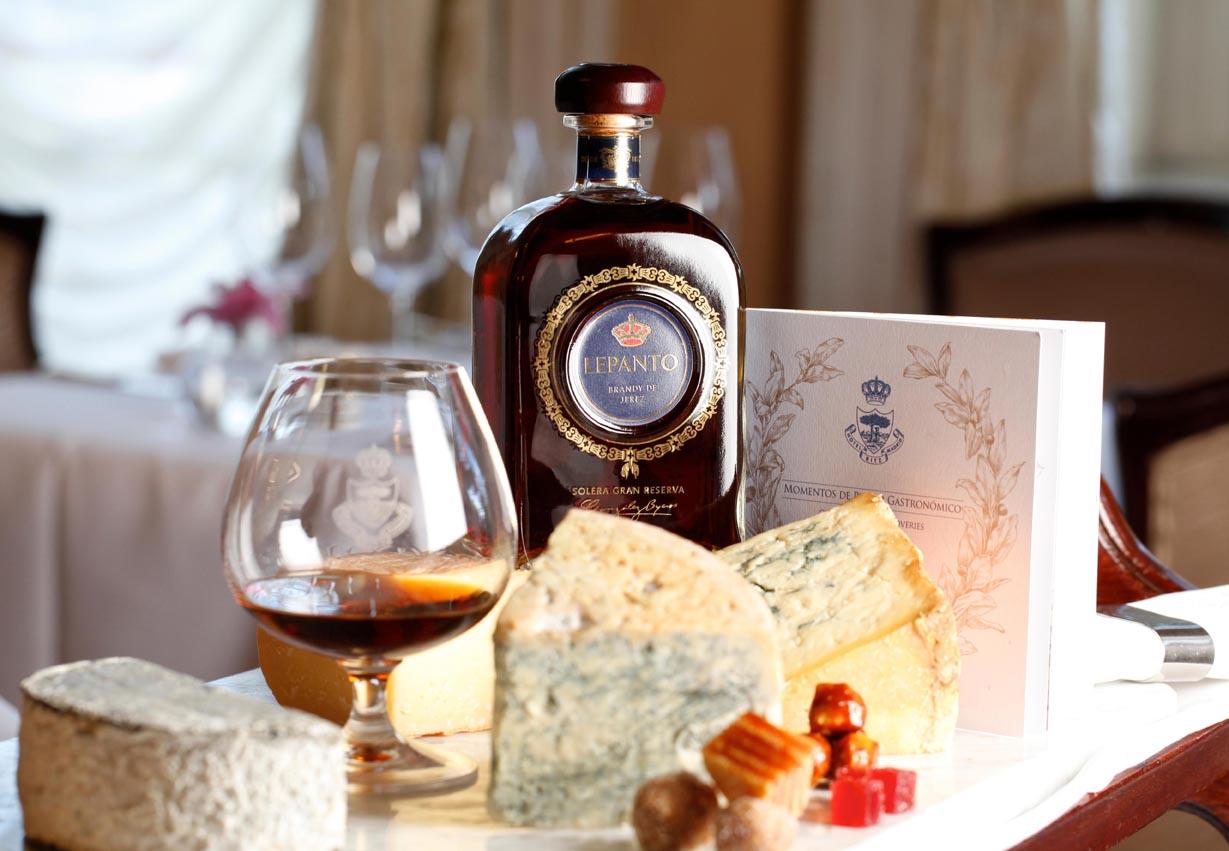 Con Lepanto el brandy vuelve a estar de moda