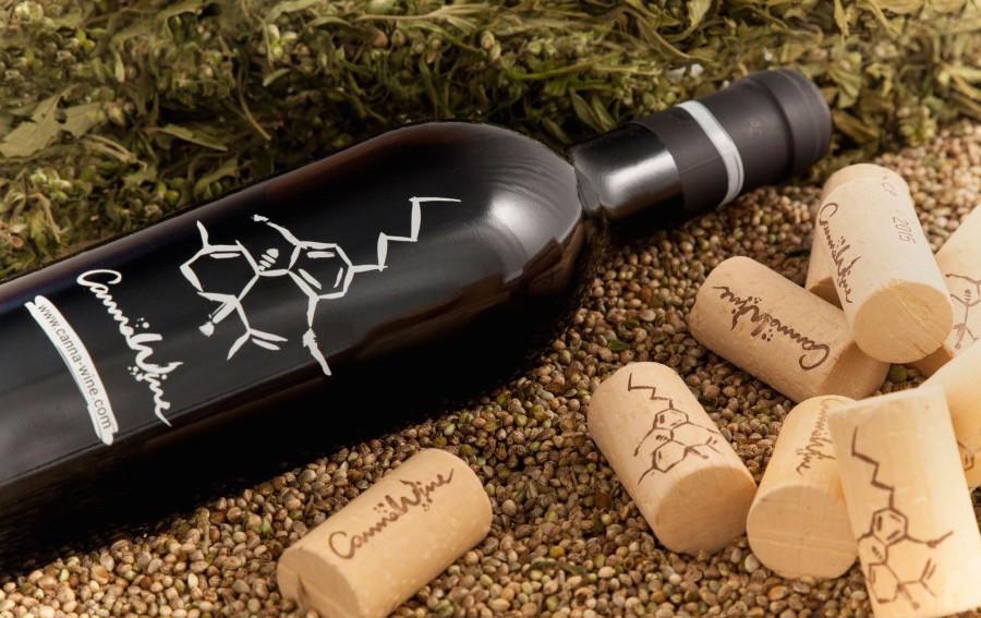 Cannawine, un vino español… ¡con cannabis sativa L!