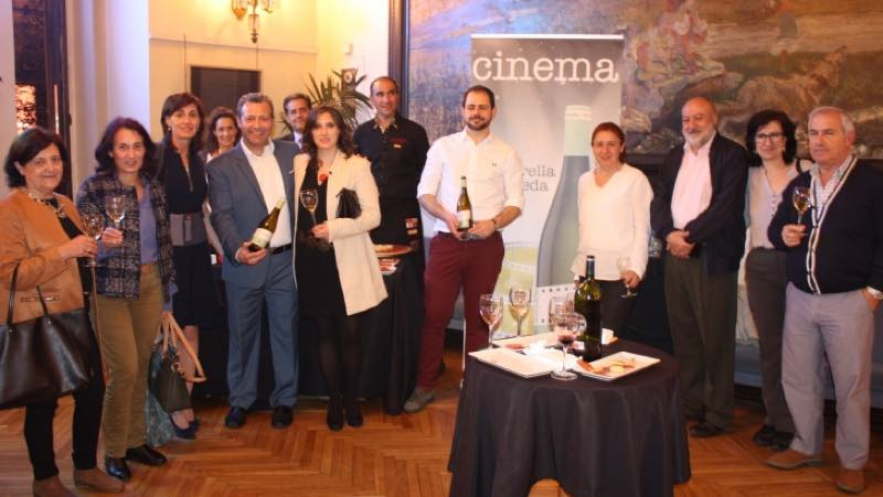 Cinema Wines da el salto a la DO Rueda con Cinema Verdejo sobre lías 2016