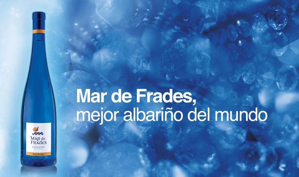 Mar de Frades presenta su añada 2016 con la fuerza del Atlántico