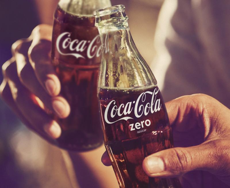 Coca-Cola Zero Azúcar sustituye a la antigua Coca-Cola Zero