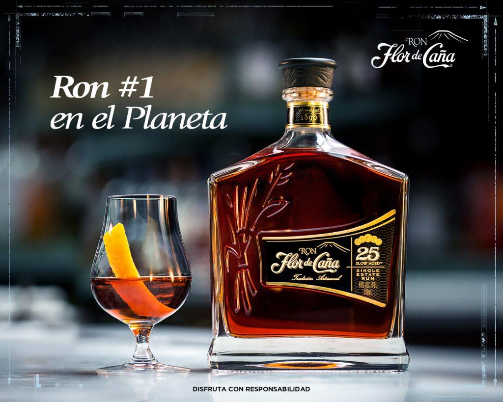 """Flor de Caña 25, el mejor ron del planeta para """"The Huffington Post"""""""