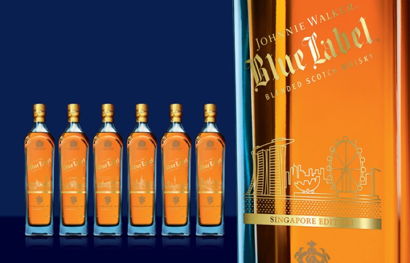 Diageo lanza City Editions de 'Johnnie Walker' homenajeando Madrid y Barcelona