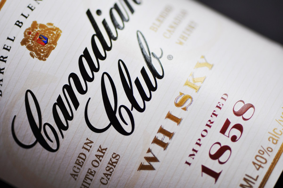 Canadian Club, un whisky perfecto para combinar