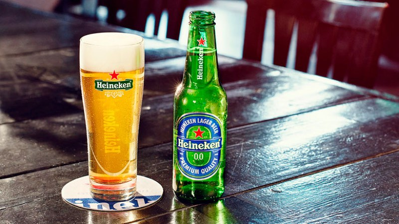 Heineken innova y extiende su gama con 'Heineken 0,0'