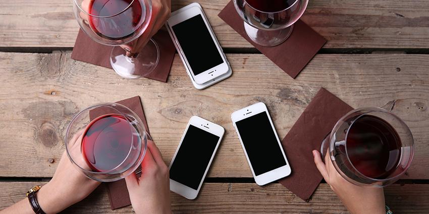 Crece la venta online de vinos desde teléfonos móviles