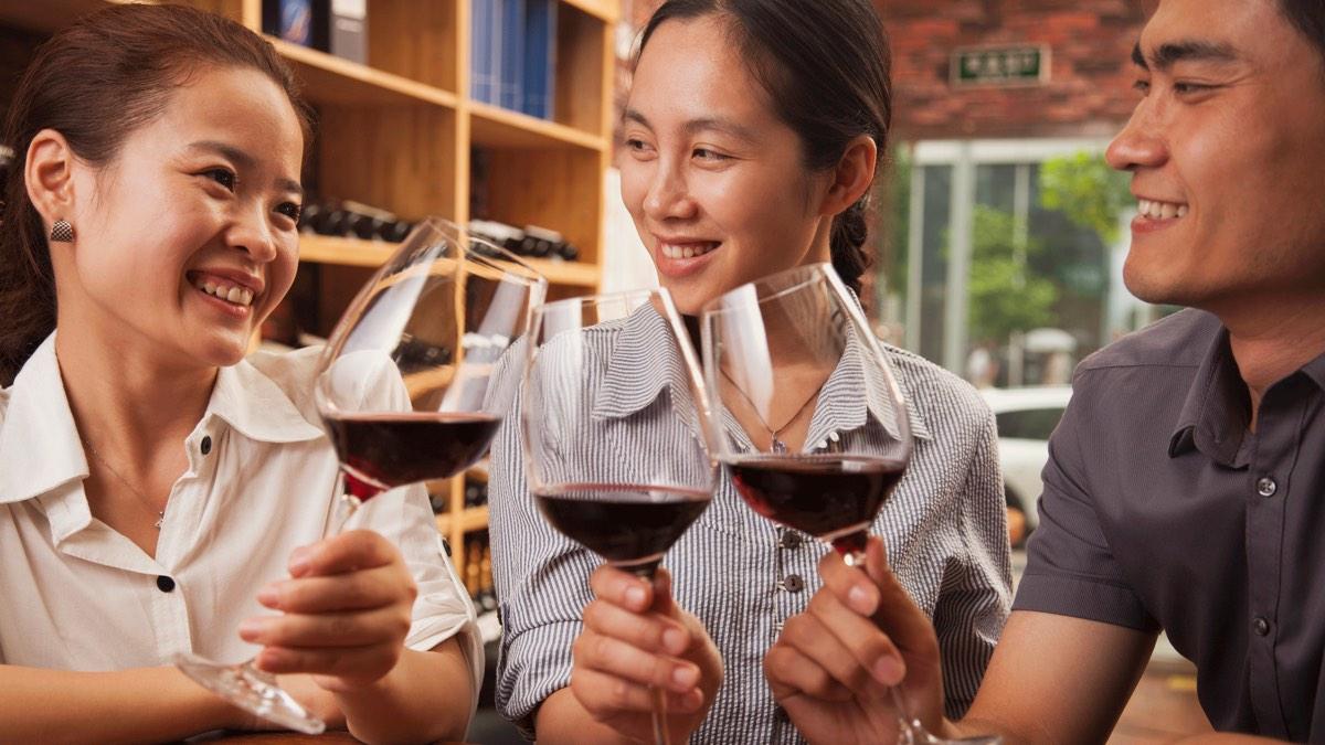 China se convertirá en la capital mundial del vino en 2018 tras la elección del CMB