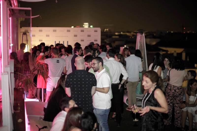 Cava Night Madrid 2017 reúne a más 250 jóvenes