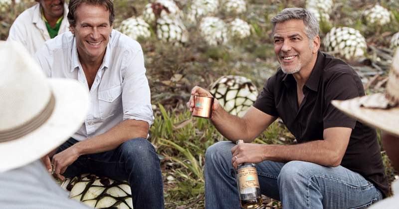 Diageo compra el tequila 'Casamigos' a George Clooney