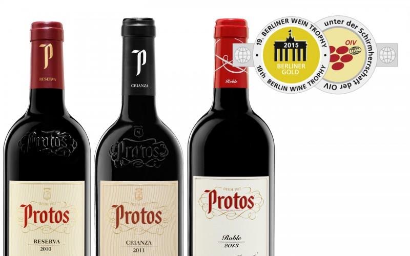 Protos Crianza 2013, vino icónico de la Ribera del Duero