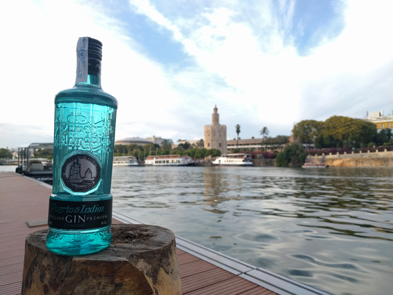 Gin Premium Puerto de Indias presenta su nueva variedad Classic en Ginebralia