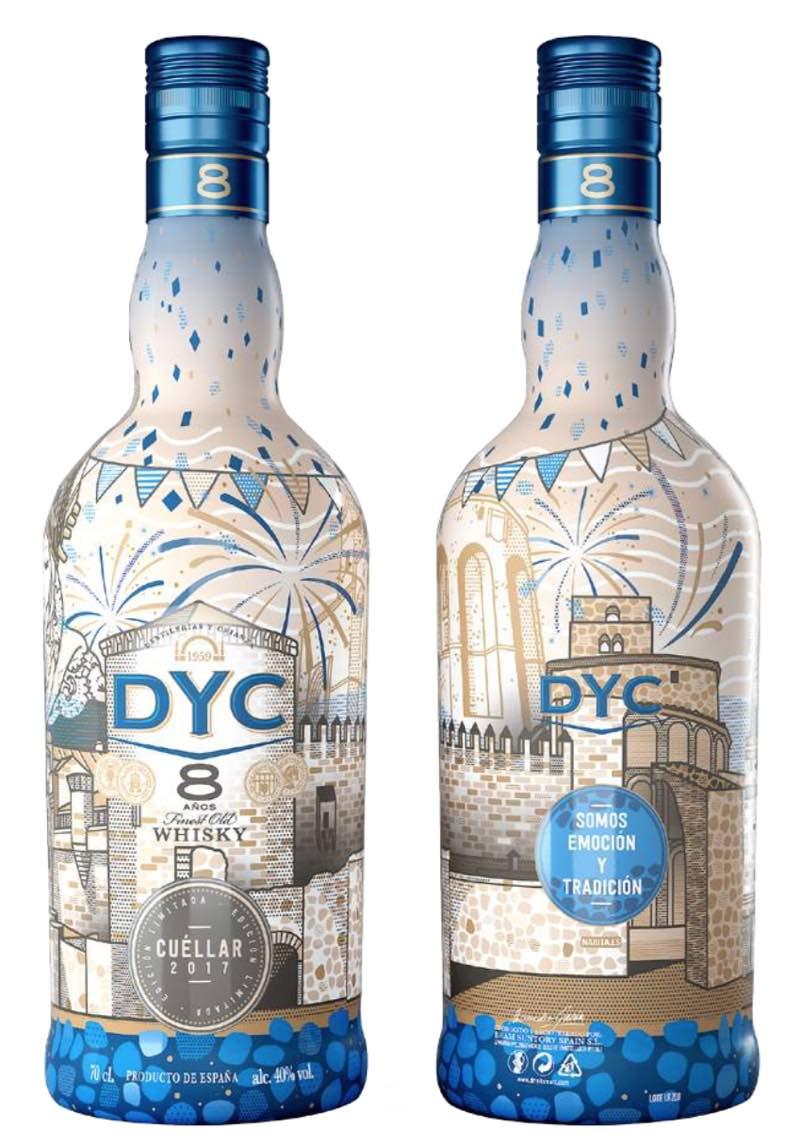 DYC 8 celebra con emoción y tradición las fiestas de Cuéllar 2017