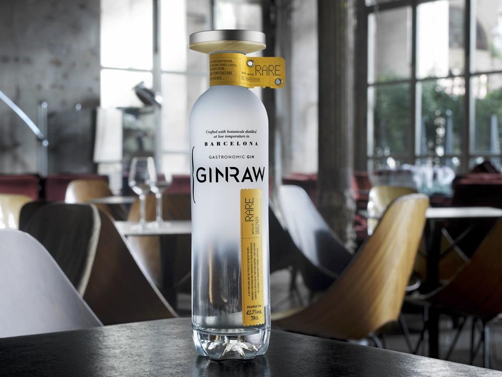 Ginraw, la ginebra de Barcelona que reúne modernidad, artesanía, tradición y creatividad