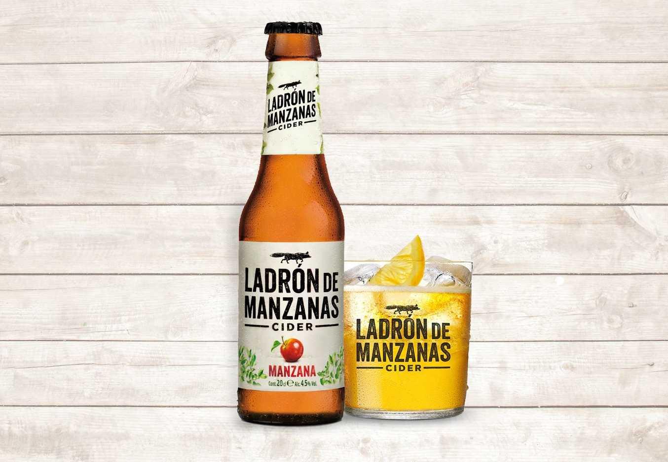 """Heineken España apuesta por la """"cider"""" con 'Ladrón de Manzanas'"""