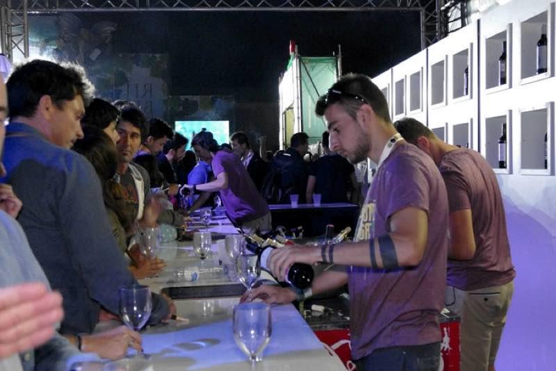 Nuevo récord: 20.000 botellas de vino de Ribera del Duero consumidas tras cuatro días en Sonorama Ribera 2017