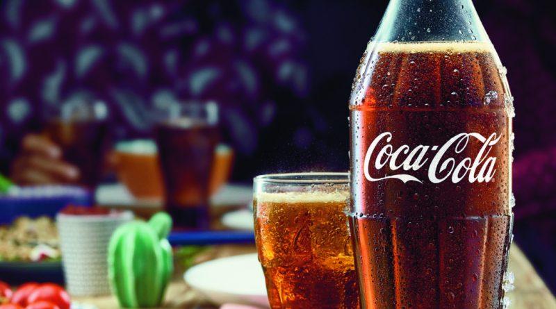 Coca-Cola lanza una botella de vidrio de un litro exclusiva