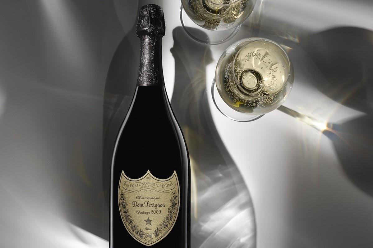 Delicado assemblage de Chardonnay y Pinot Noir en el lanzamiento de la nueva añada 2009 de Dom Pérignon Blanc Vintage