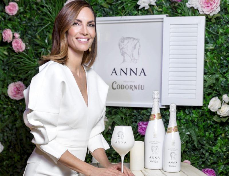 Eugenia Silva, nueva embajadora de Anna de Codorníu