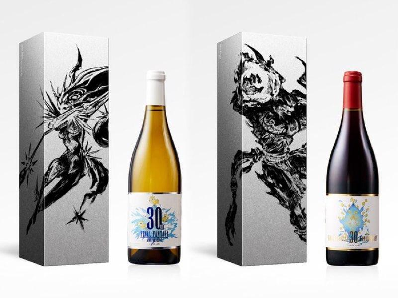 Ifrit Rouge y Shiva Blanc: Final Fantasy lanza su propia marca de vinos