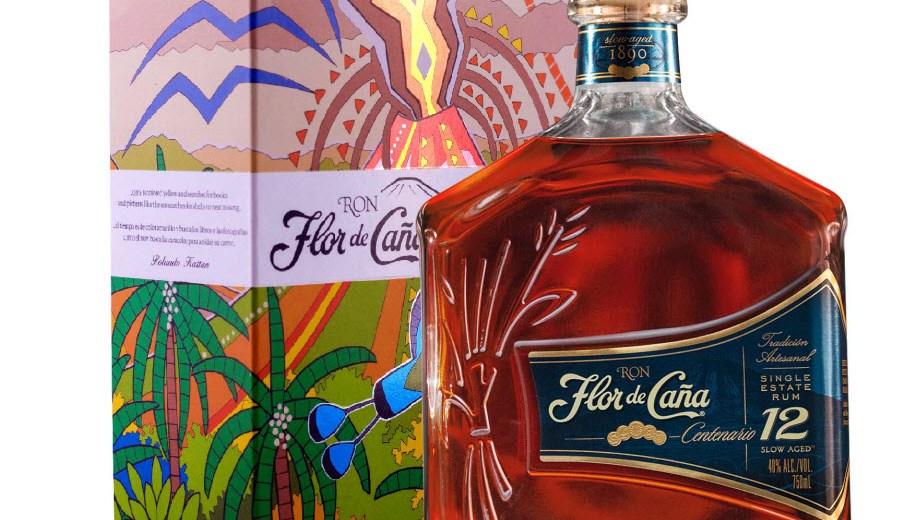 """Flor de Caña """"legado de generaciones"""", un ron que rinde tributo al arte"""