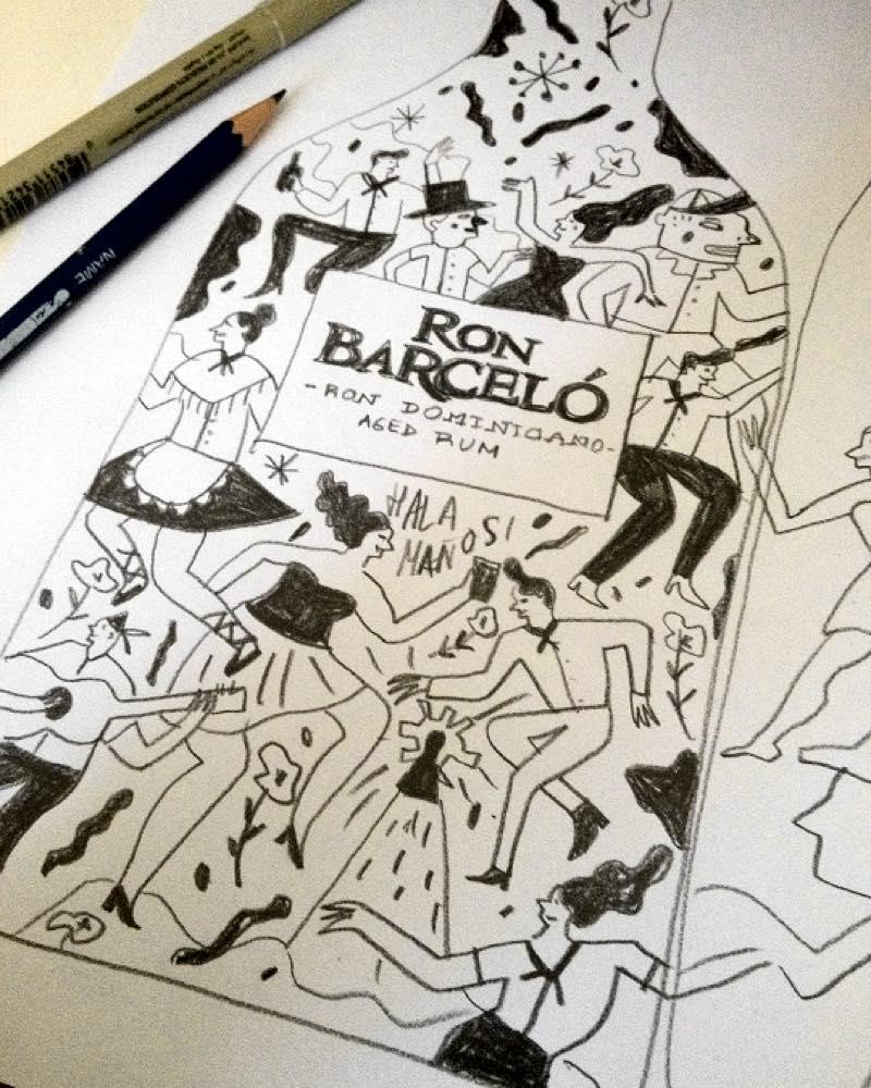Ron Barceló presenta su primera edición limitada dedicada a las Fiestas del Pilar de Zaragoza