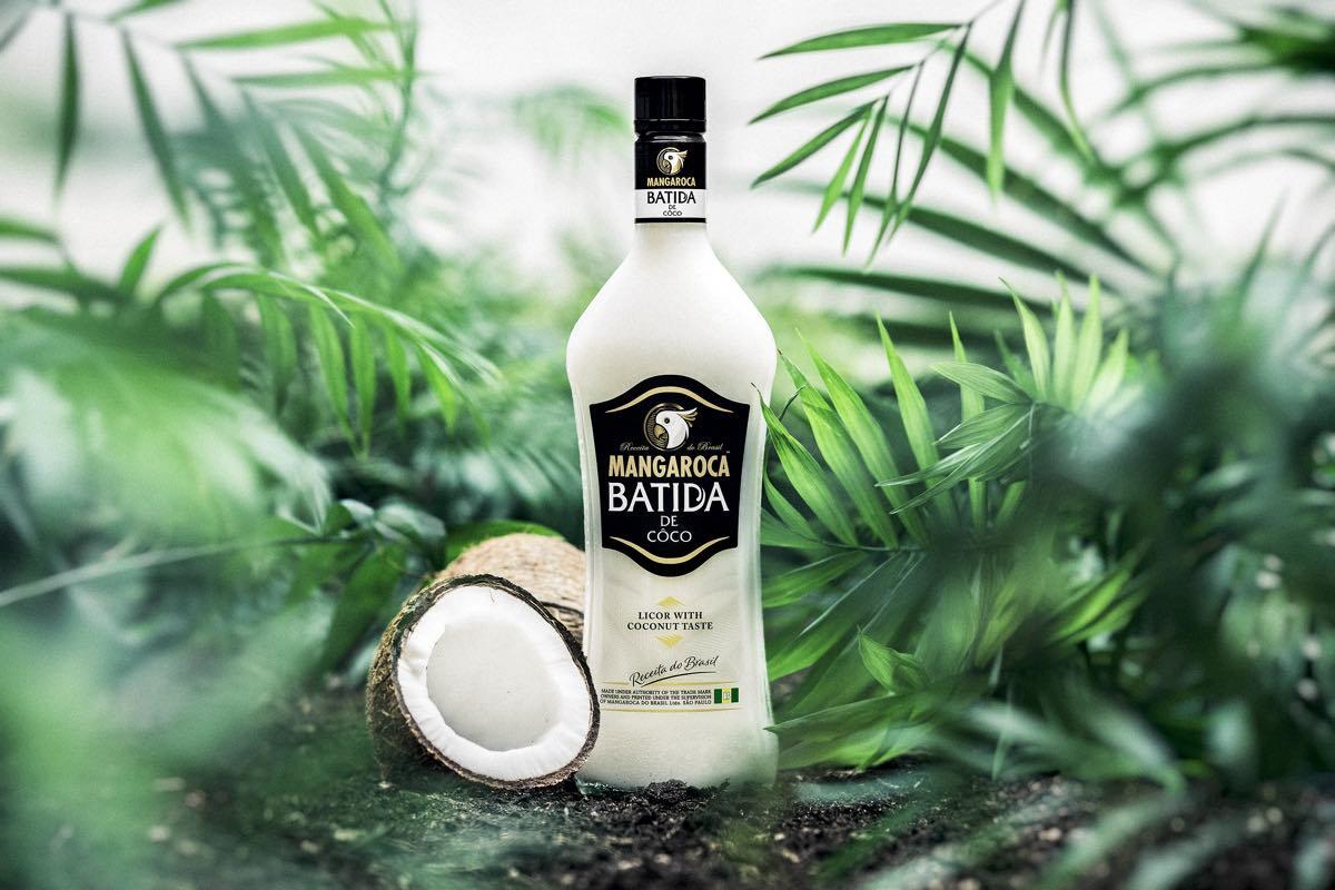 Mangaroca, la batida de coco por excelencia, se reinventa con nueva imagen