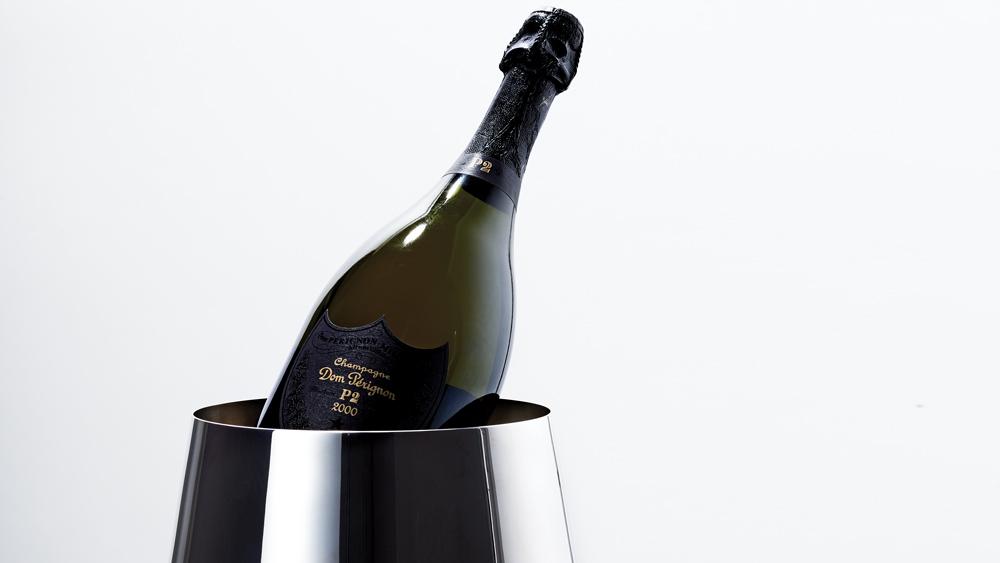Dom Pérignon presenta su nueva añada 2000 P2