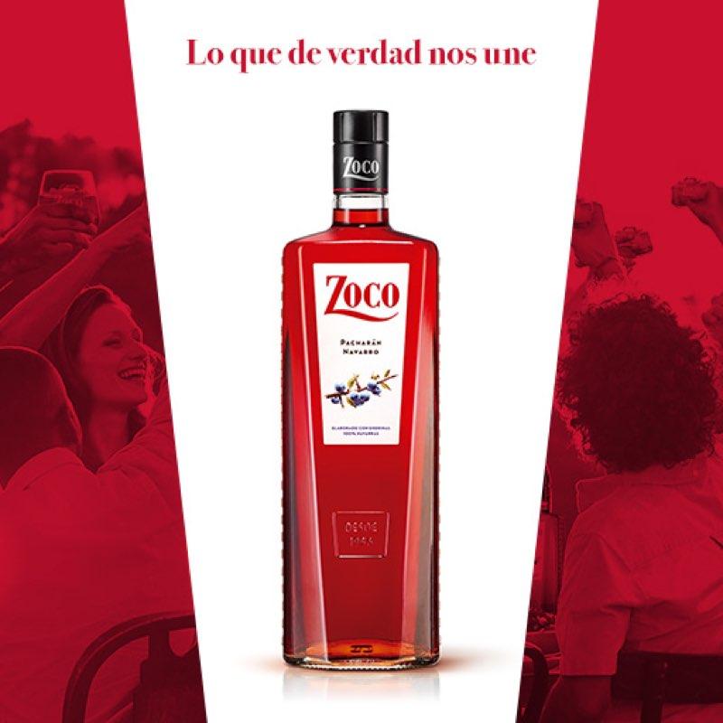 'Zoco', la marca líder en pacharán, se moderniza con nuevo packaging