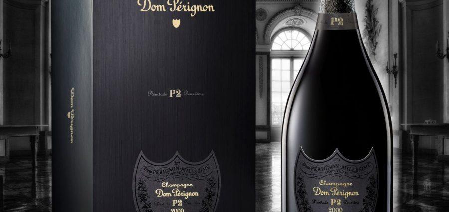 Dom Pérignon P2 2000, un universo de sensaciones táctiles y de vibraciones sincrónicas
