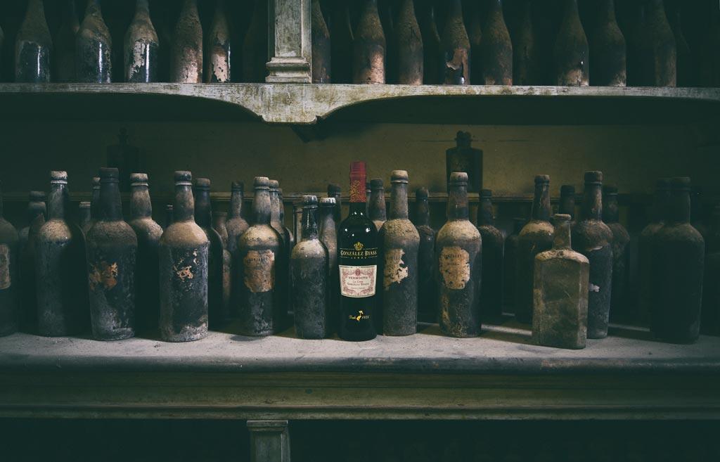 'La Copa', un vermouth que se comercializaba ya en el siglo XIX
