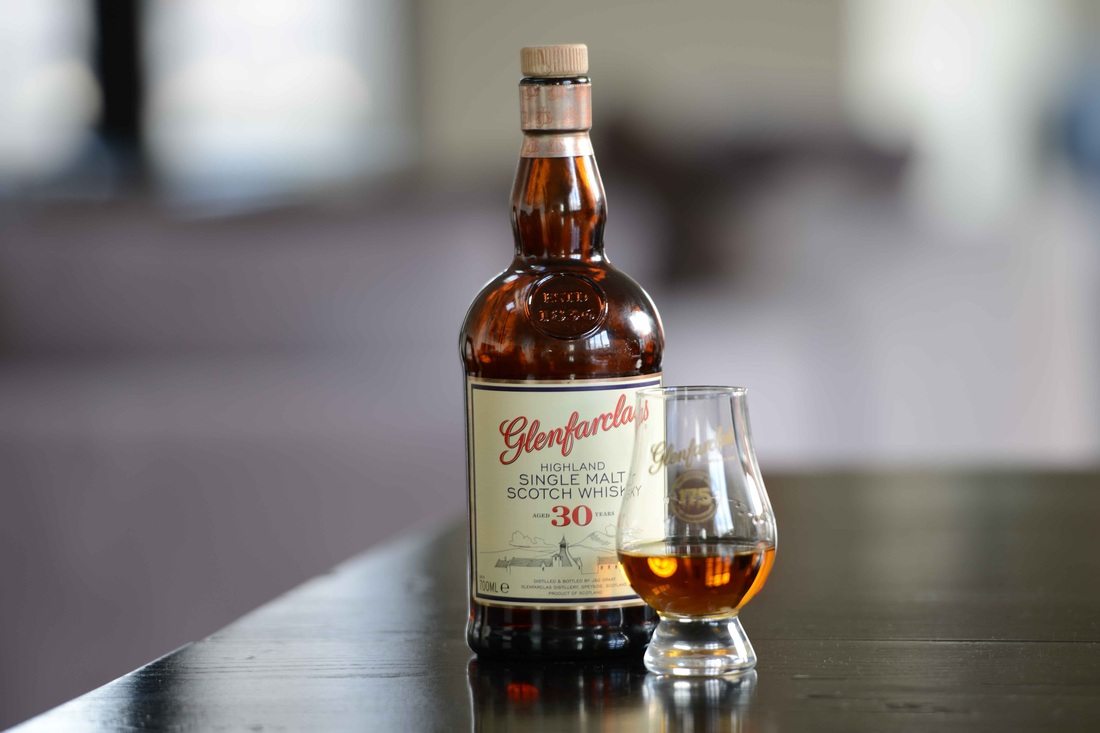 Glenfarclas Highland Single Malt 30 años, un whisky eterno