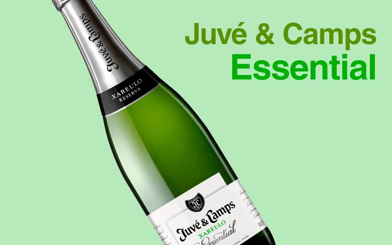 Essential 2015, nueva añada del cava más fresco de Juvé & Camps