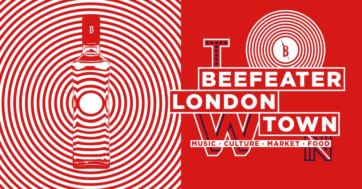 No vas a Londres, Londres viene a ti: con Beefeater London Town lo mejor de Londres llega a Madrid