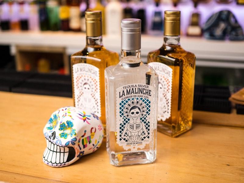 Historia y sabores de México recogidos en una botella: Tequila La Malinche
