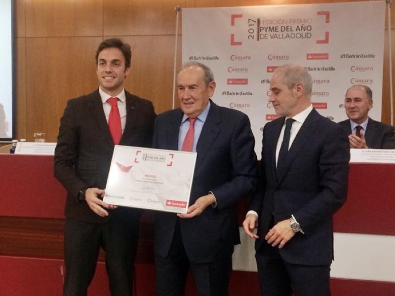 Bodegas Protos, PYME del año 2017