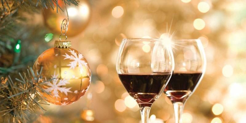 En Navidad, los españoles prefieren beber vino tinto