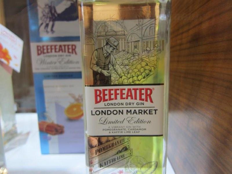Beefeater London Market, una edición limitada desde los mercados de la ciudad de Londres